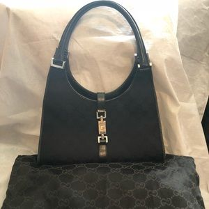 Authentic Gucci Jackie O hand bag shoulder bag